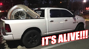 Dodge Ram 1500 Good Truck - boosted ram update it u0027s alive and sounds so good youtube