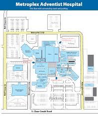 metroplex map