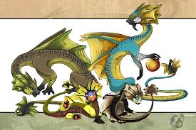 Family G Sun Frilled Dragon Family By Jeweledphoenix On Deviantart