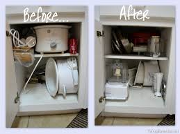 Kitchen Cabinet Organize How To Organize Kitchen Cabinets Before After Scheduleaplane
