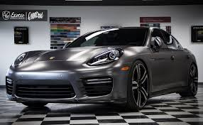 dark purple porsche admin