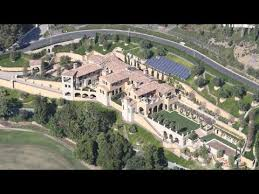 Bel Air Mansion Elon Musk Installs Solar Panels On Bel Air Mansion As He Gears Up
