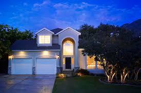 Landscape Lighting Utah - installing outdoor security lighting fixtures security lighting
