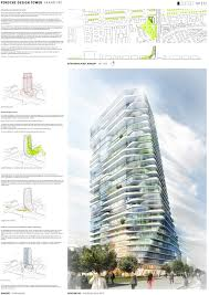 design gartenh user behnisch architekten porsche design tower