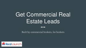 commercial real estate lead generation company quality leads