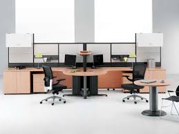 home office organized office furniture design ideas modern new