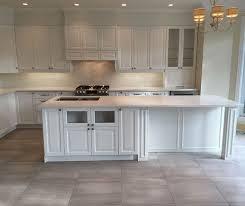 plancher cuisine resurfaçage cuisine plancher chauffant défi design rénovation