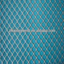 yellow color spray paint expanded metal mesh expanded wire mesh