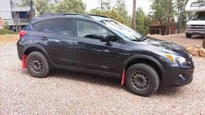 subaru lifted roof basket best lifted subaru crosstrek images about on pinterest