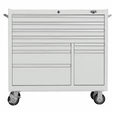rolling tool storage cabinets viper tool storage 41 wide 9 drawer bottom cabinet ii color white
