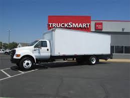 ford f650 van trucks box trucks for sale used trucks on