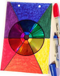color wheel paint project ideas best 25 color wheel projects