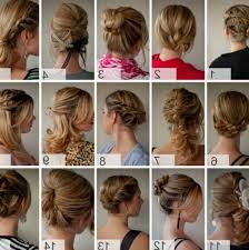cute easy summer hairstyles for short hair archives hairstyles