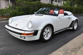 porsche speedster kit car 1989 porsche 911 speedster german cars for sale blog