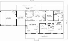 1800 Square Feet Terrific 13 1800 Square Feet Ranch Style House Plans Country Homeca