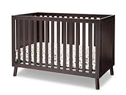 How To Convert 3 In 1 Crib To Toddler Bed Delta Children Manhattan 3 In 1 Crib Chocolate