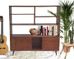 Eames Room Divider Vintage Bookshelves Etsy