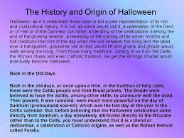 the history and origin of as it is celebrated