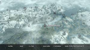 Skyrim Treasure Map Iv Riverside Catacombs At Skyrim Nexus Mods And Community