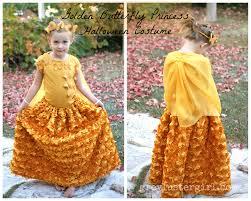 butterfly halloween costume golden butterfly princess halloween costume