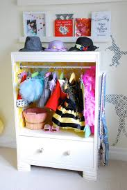Dress Up Center Made From Old Chest Of Drawers What I Want To