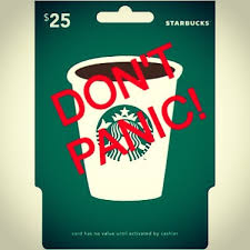 starbuck gift card deal you to check out this stupid gift card promotion daily