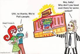 sissy cartoons philly food cartoons by sissy biscuit philadelphia magazine