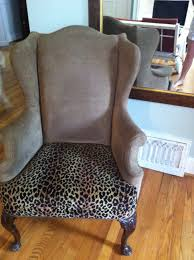 innovative reupholster wingback chair design ideas and decor