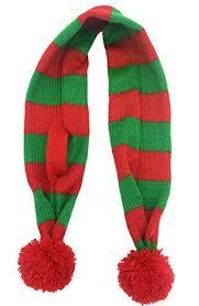 knit christmas stripe pet accessories knit christmas