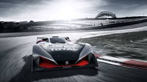 peugeot sports models peugeot l750 r hybrid revs to 10 000 rpm in gran turismo sport