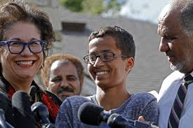 Obama Cool Clock How Student Ahmed Mohamed Went From Suspected Bomb Maker To