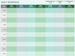 daily schedule template if you u0027re a user experience professional