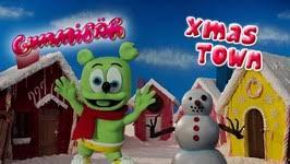 christmas claymation town gummibar claymation christmas gummy by