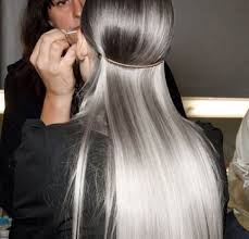 pravana silver hair color sassy silver hair on saturday killerstrands hair clinic