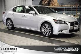 2014 lexus gs 350 price used 2014 lexus gs 350 sedan pricing for sale edmunds