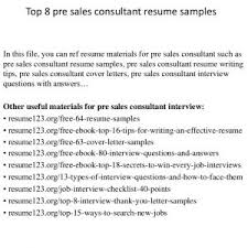 cover letter sales consultant resume sample wireless sales