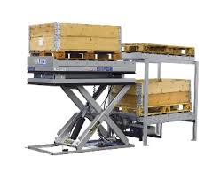 Pallet Lift Table by Mcr Engineering Automation Pallet Lift Tables