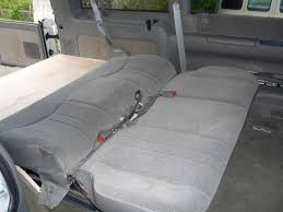 Fold Down Bench Seat Astrosafari Com U2022 Weekend Camper Project