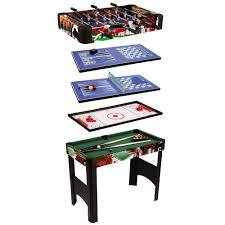 3 ft 6 in 1 multi games table