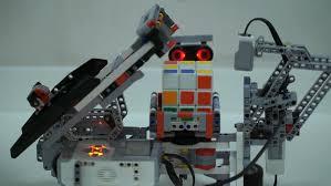 ufa russia 05 06 2016 ufa russia january 11 2017 build a rubik s cube robot lego