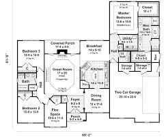walkout ranch floor plans unique ranch house floor plans with walkout basement new home