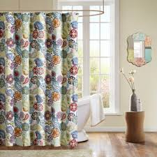 Boy Bathroom Shower Curtains Shower Curtains For Less Overstock Vibrant Fabric