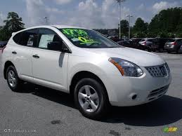 Nissan Rogue White - 2010 phantom white nissan rogue s 360 value package 32898543