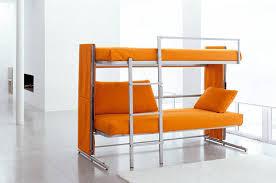 canape lit superpose canapé lit contemporain en métal 2 places doc by giulio