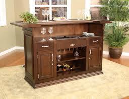 bar excellent home bar design with dark wooden modern cabinet