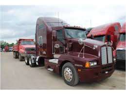 kenworth truck sleepers kenworth t600 in tennessee for sale used trucks on buysellsearch