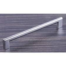 zinc vs stainless steel cabinet hardware contemporary arch 6 75 inch brushed nickel cabinet pull handle pack