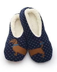 amazon com sherpa women s blue wiener dog slippers dachshund amazon com sherpa women s blue wiener dog slippers dachshund slippers slippers