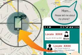 how to locate my android find my phone lost mobile location tracker android apps on