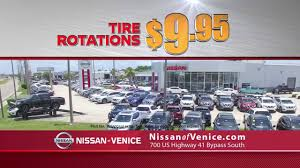 nissan rogue jeff wyler nissan of venice september service specials youtube